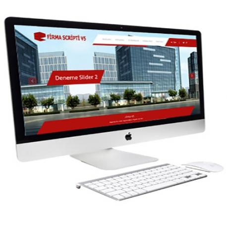 Kurumsal Firma Sitesi V5