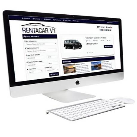 Rent A Car Araç Kiralama Sitesi V1